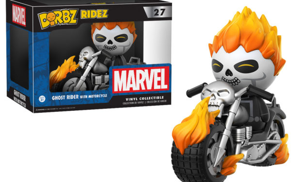 New Ghost Rider Dorbz Ridez Coming Soon!