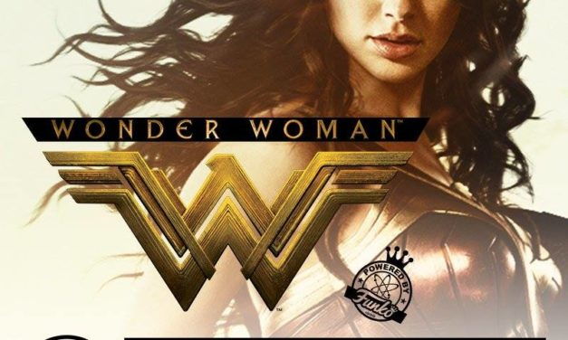 Review of the May Legion of Collectors: Wonder Woman Box (Spoilers)