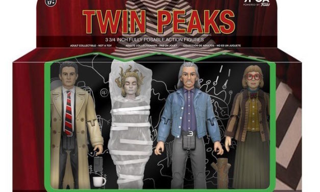 New Twin Peaks Action Figure 4-Pack by Funko Now Available for Pre-order!