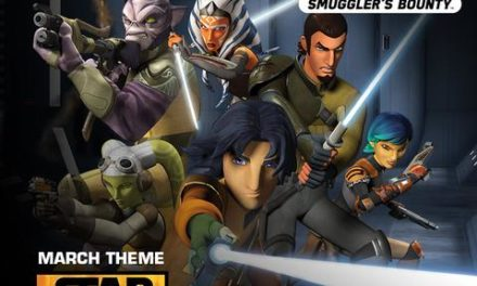 Review of the new Star Wars Smugglers Bounty: Star Wars Rebels Box by Funko (Spoilers)