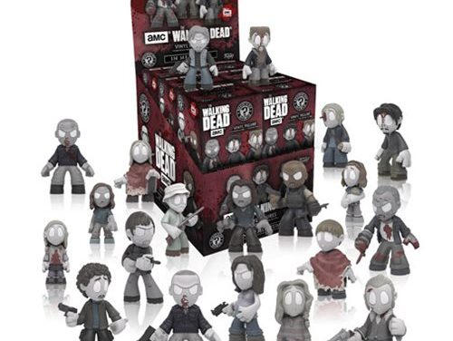 New The Walking Dead – In Memoriam Mystery Minis Coming Soon!