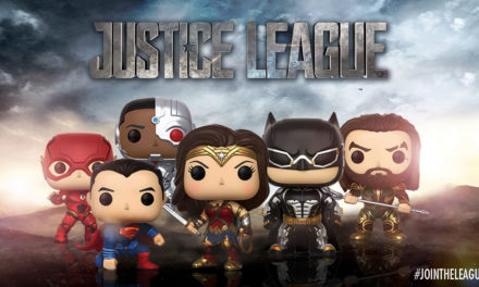 Previews of the upcoming Justice League Pop! Vinyl Collection Released!