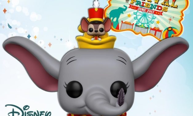 Next Disney Treasures Theme Announced plus a look at the Exclusive Pop! Vinyl