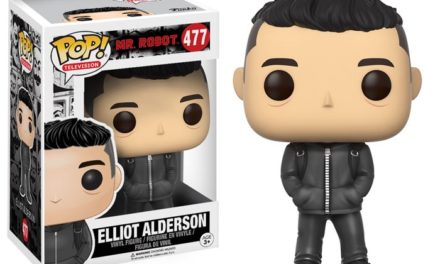 Previews of the upcoming Mr. Robot Pop! Vinyls!