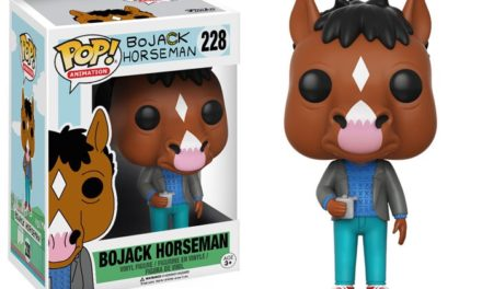 Previews of the upcoming BoJack Horseman Pop! Vinyl Collection!
