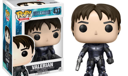 Previews of the new Valerian and the City of a Thousand Planets Pop! Vinyl Collection!