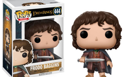 Previews of the new Lord of the Rings Pop! Vinyl and Pocket Pop! Keychains!
