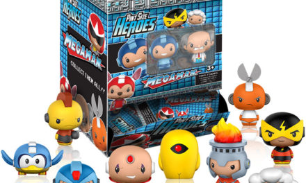 New Mega Man Pint Size Heroes Coming Soon!