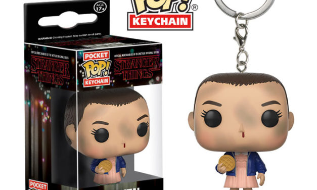 New Stranger Things Pocket Pop! Keychains Coming Soon!