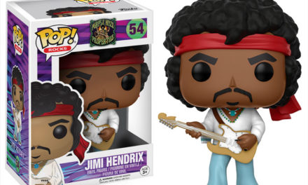 New Justin Bieber, Jimi Hendrix and Joey Ramone Pop! Vinyls to be released in June!