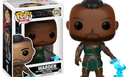 New Elder Scrolls Pop! Vinyl Collection to be released in June!