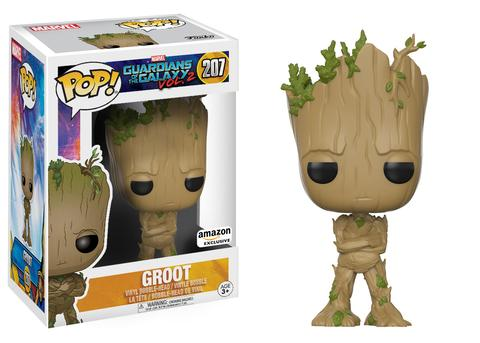 New Amazon Exclusive Adolescent Groot Pop! Vinyl Now Available for Pre-order!