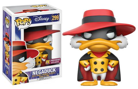 New Previews Exclusive Negaduck Pop! Vinyl Coming Soon!