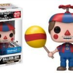 New Nightmare at Freddy's Balloon Boy and Nightmare Cupcake Pop! Vinyls Coming Soon!