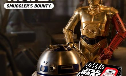 The Next Smuggler's Bounty Box Theme to be Droids!