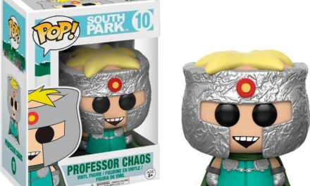 New South Park Professor Chaos Pop! Vinyl Now Available for Pre-order!