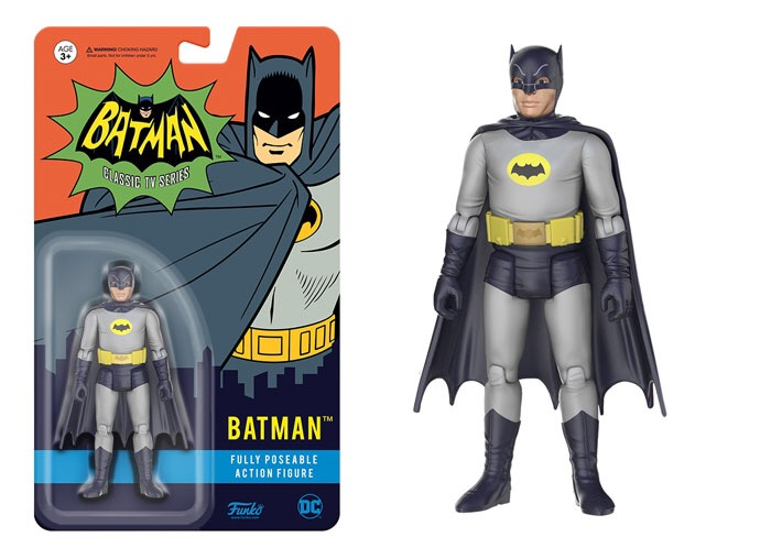 New Batman Classic TV Series Action Figures by Funko Coming Soon!