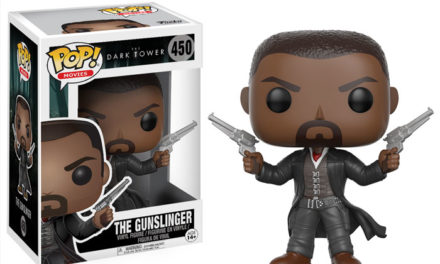 New Pop! Vinyls based on the movie The Dark Tower Coming Soon!