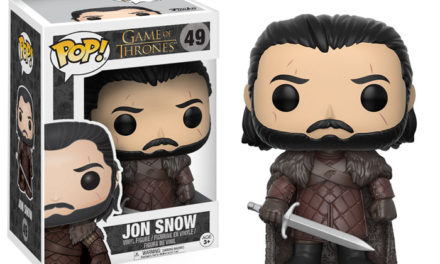 New Game of Thrones Pop! Vinyls and Pocket Pop! Keychain Coming Soon!
