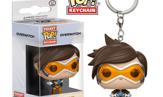 New Overwatch and South Park Pocket Pop! Keychains Coming Soon!