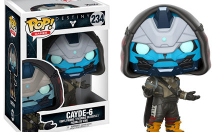 New Destiny Pop! Vinyls Coming Soon, Including a Target and GameStop Exclusives!