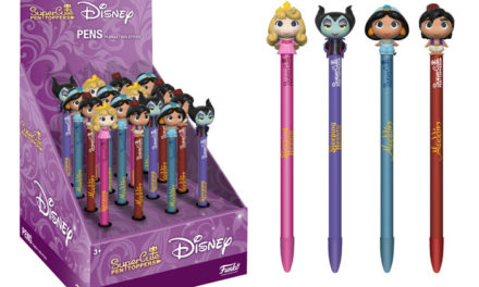 New Disney Pop! Pens Collection Series 2 to be released in June!