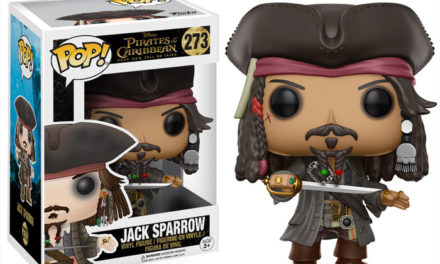 New Pirates of the Caribbean: Dead Men Tell No Tales Pop! Vinyls Coming Soon!
