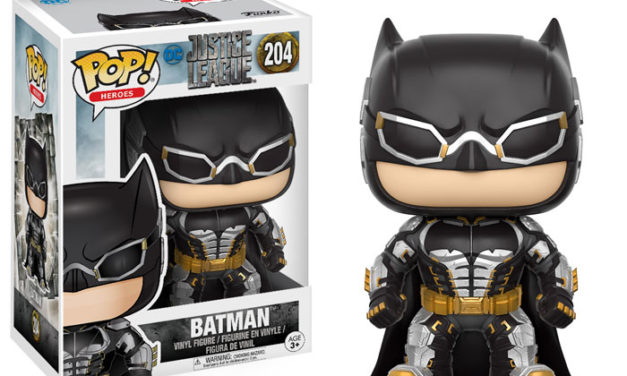 New Justice League Pop! Vinyls to be released in August!