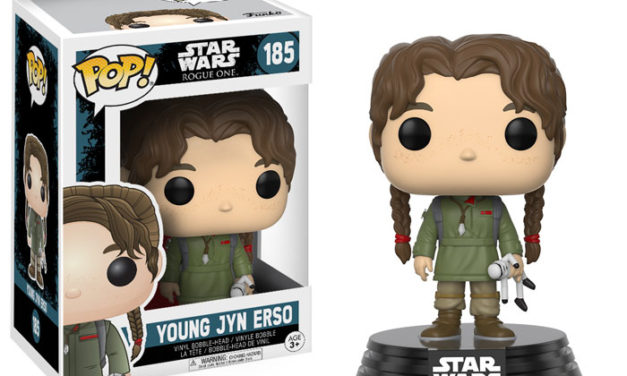 New Star Wars: Rogue One Pop! Vinyls to be released in August!