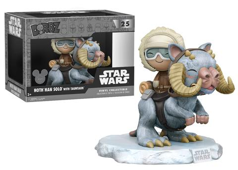 Previews of the upcoming D23 Exclusive Star Wars and Marvel Dorbz and Rock Candy figures!