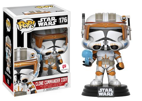 New Walgreens Exclusive Star Wars Clone Commander Cody Pop! Vinyl Coming Soon!