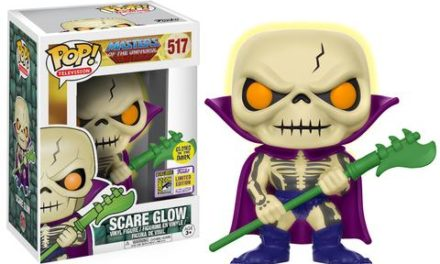 Previews of the Funko SDCC Exclusives from FNAF, Elder Scolls, Masters of the Universe and Dr. Suess
