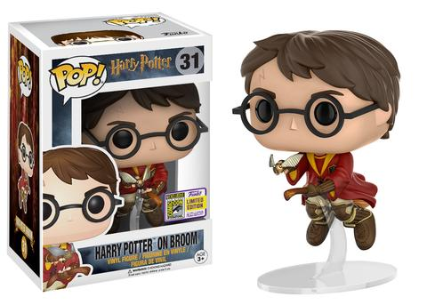 Previews of the upcoming SDCC Exclusive Harry Potter, The 100, Supernatural & Lord of the Rings Pop! Vinyls