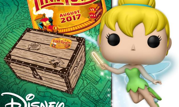 Disney Treasures: Tiny Town Contents Revealed at D23 Expo! (Spoilers)
