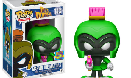 Previews of the SDCC Pop-Up Shop Looney Tunes and Hanna-Barbera Exclusives!