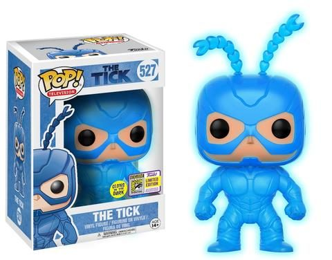 Previews of the upcoming Pop! Television 2017 SDCC Exclusives by Funko