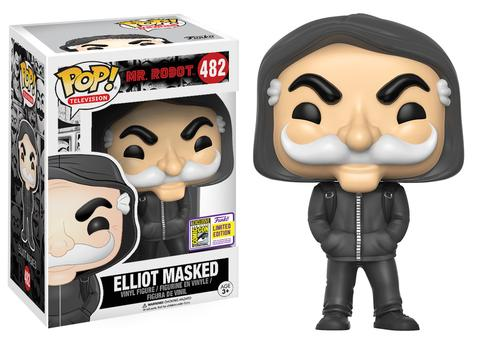 Previews Of The Upcoming Pop Television 2017 Sdcc