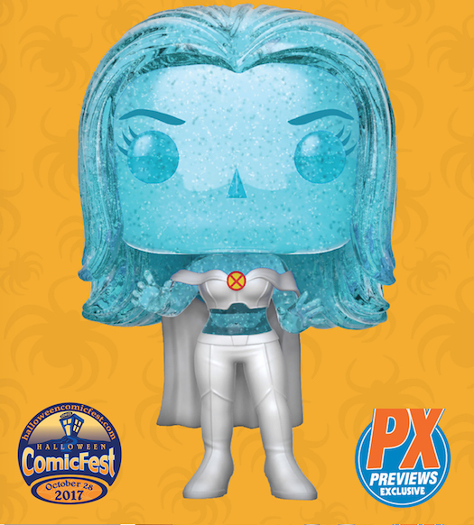 The White Queen Comes to Comic Shops with a PREVIEWS Exclusive Halloween ComicFest  Funko POP! Vinyl Figure