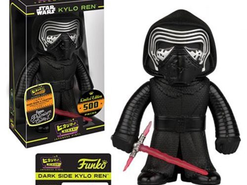 New Star Wars: TFA Kylo Ren Dark Side Hikari Figure Now Available Online!