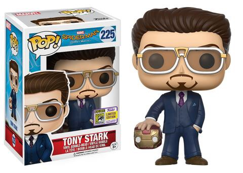Previews of the upcoming SDCC Exclusive Marvel Pop! Vinyls and Rock Candy Released!