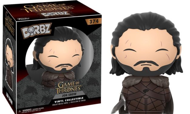 New Game of Thrones Dorbz, Rock Candy and Pop! Vinyl 2-Pack Coming Soon!
