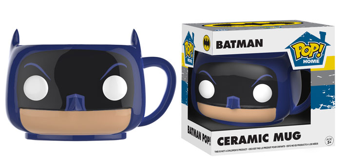 New Batman '66 Pop! Home Mug to be released in August!