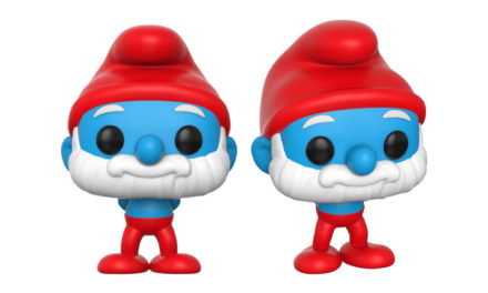 New Smurfs Pop! Vinyl Collection Coming Soon!