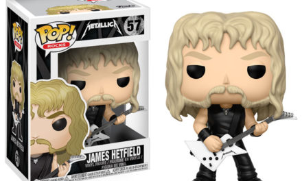 New Metallica Pop! Vinyls Coming Soon!