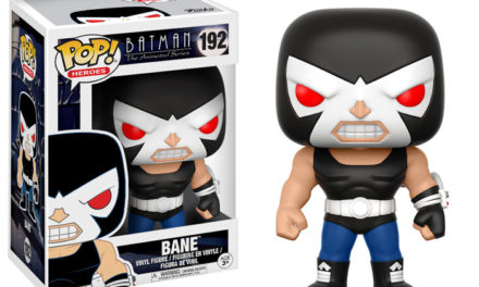 New Batman: The Animated Series Pop! Vinyl Collection Coming Soon!