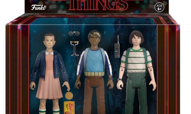 New Stranger Things Action Figure Sets by Funko Coming Soon!