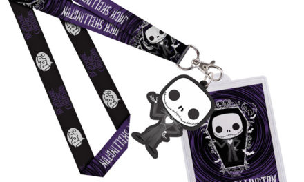 New Nightmare Before Christmas Jack Skellington Lanyard by Funko Coming Soon!