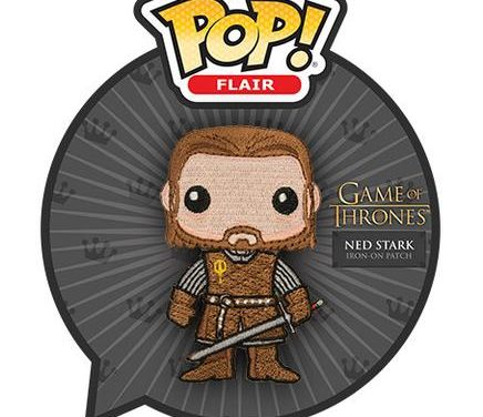 New Game of Thrones Patches and Stickers Now Available on Funko-Shop.com!