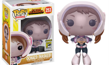 Funamation Reveals their SDCC Exclusive My Hero Academia Masked Ochaco Pop! Vinyl