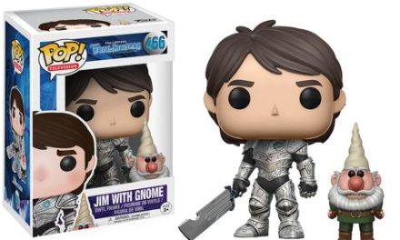 New Trollhunters Pop! Vinyls and Plush Now Available Online!